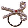 SPEC pin crystal Scissors