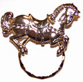 SPEC pin Carousel Horse