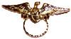 SPEC pin large Eagle
