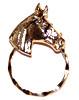 SPEC pin Horse Head