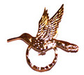 SPEC pin Hummingbird