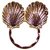 SPEC pin Scallop Shell