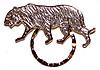SPEC pin Tiger