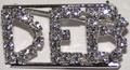 DEB crystal name pin
