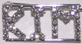 KIM crystal name pin