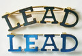 LEAD pin metal
