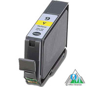 Re-manufactured Canon PGI-9 Yellow Inkjet Cartridge