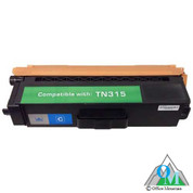 Compatible Brother TN-315 Cyan Toner Cartridge