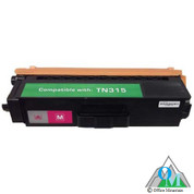 Compatible Brother TN-315 Magenta Toner Cartridge
