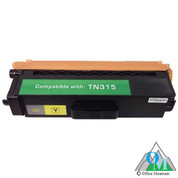 Compatible Brother TN-315 Yellow Toner Cartridge