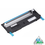 Compatible Dell 1230 Cyan Toner Cartridge