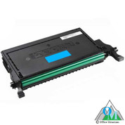 Compatible Dell 2145 Cyan Toner Cartridge