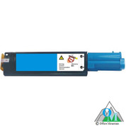 Compatible Dell 3100 Cyan Toner Cartridge