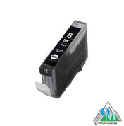 Re-manufactured Canon CLI-8 Black Inkjet Cartridge