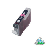 Re-manufactured Canon CLI-8 Photo Magenta Inkjet Cartridge