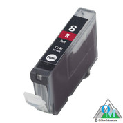 Re-manufactured Canon CLI-8 Red Inkjet Cartridge