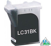 Compatible Brother LC-31 Black Inkjet Cartridge