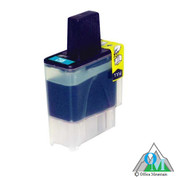 Compatible Brother LC-41 Cyan Inkjet Cartridge