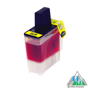Compatible Brother LC-41 Yellow Inkjet Cartridge