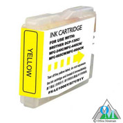Compatible Brother LC-51 Yellow Inkjet Cartridge