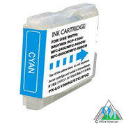 Compatible Brother LC-51 Cyan Inkjet Cartridge