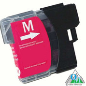 Compatible Brother LC-61 Magenta Inkjet Cartridge