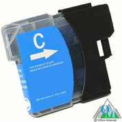 Compatible Brother LC-61 Cyan Inkjet Cartridge