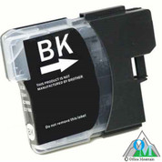 Compatible Brother LC-61 Black Inkjet Cartridge