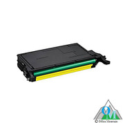 Compatible Samsung CLP-Y620A 670 (CLT-Y508L) Yellow Toner Cartridge