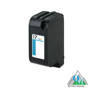 Re-manufactured Hewlett-Packard C6625AN (HP 17) Inkjet Cartridge
