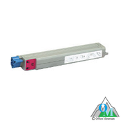 Compatible Okidata C9600 (42918902) Magenta Toner Cartridge