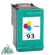Re-manufactured Hewlett-Packard C9361WN (HP 93) Inkjet Cartridge