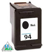 Re-manufactured Hewlett-Packard C8765WN (HP 94) Inkjet Cartridge
