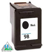 Re-manufactured Hewlett-Packard C9364WN (HP 98) Inkjet Cartridge