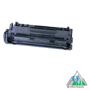 Re-manufactured Hewlett-Packard Q2612A (HP 12A) Toner Cartridge
