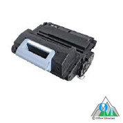 Re-manufactured Hewlett-Packard Q5945A (HP 45A) Toner Cartridge