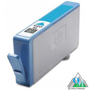 Re-manufactured Hewlett-Packard CD972AN (HP 920XL) Cyan Inkjet Cartridge