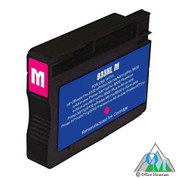 Re-manufactured Hewlett-Packard CN055AN (HP 933XL) Magenta Inkjet Cartridge
