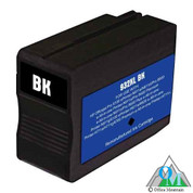 Re-manufactured Hewlett-Packard CN053AN (HP 932XL) Black Inkjet Cartridge