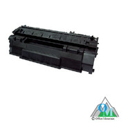 Re-manufactured Hewlett-Packard Q5949X (HP 49X) Toner Cartridge