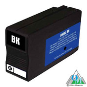 Re-manufactured Hewlett-Packard CN045AN (HP 950XL) Black Inkjet Cartridge