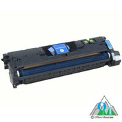 Re-manufactured Hewlett-Packard C9701A (HP 121A) Cyan Toner Cartridge