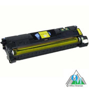 Re-manufactured Hewlett-Packard C9702A (HP 121A) Yellow Toner Cartridge