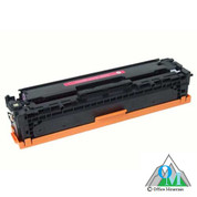 Re-manufactured Hewlett-Packard CC533A (HP 304A) Magenta Toner Cartridge