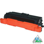 Re-manufactured Hewlett-Packard CE260A (HP 647A) Black Toner Cartridge