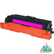 Re-manufactured Hewlett-Packard CE263A (HP 648A) Magenta Toner Cartridge
