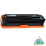 Re-manufactured Hewlett-Packard CE320A (HP 128A) Black Toner Cartridge