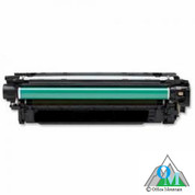 Re-manufactured Hewlett-Packard CE400X (HP 507X) Black Toner Cartridge