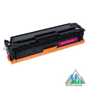Re-manufactured Hewlett-Packard CE413A (HP 305A) Magenta Toner Cartridge