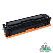 Re-manufactured Hewlett-Packard CE410X (HP 305X) Black Toner Cartridge